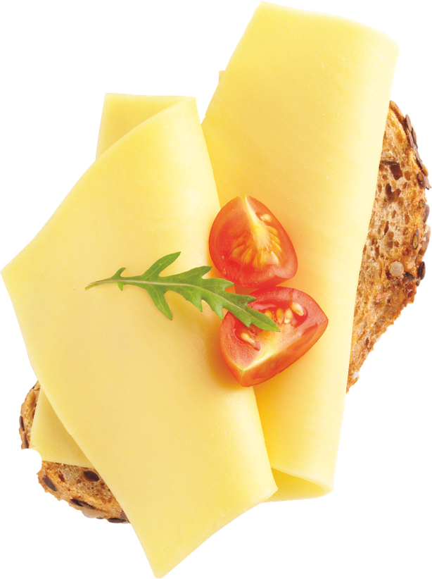 Image of bread and cheese